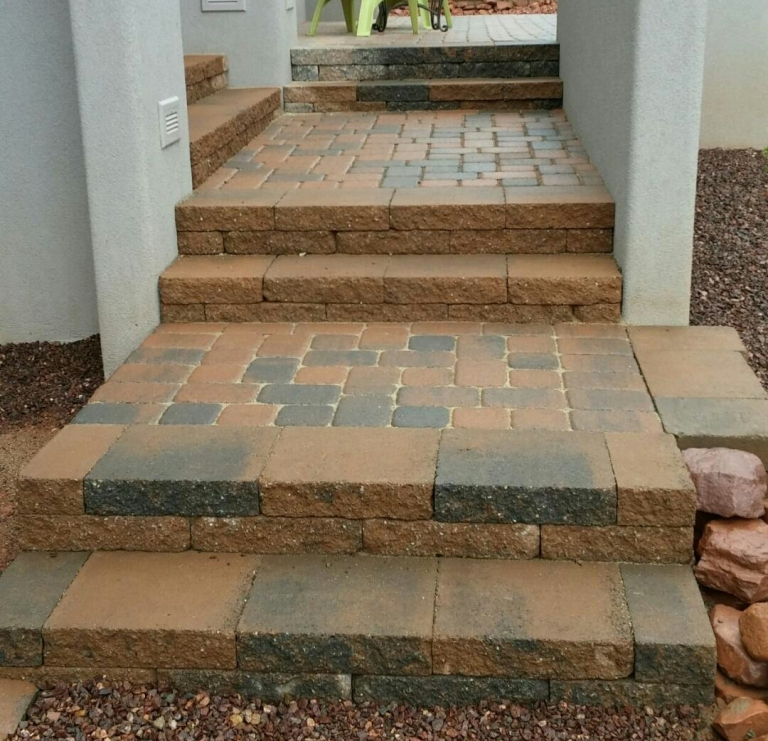 STONE ENTRANCE by GREEN MAGIC